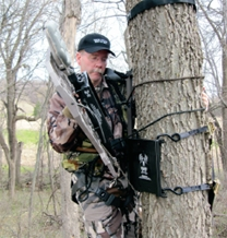 The Tree Stand Buddy® -How to Step 5