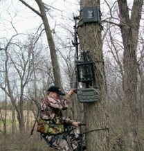 How It Works Tree Stand Buddy Quick Attach System For